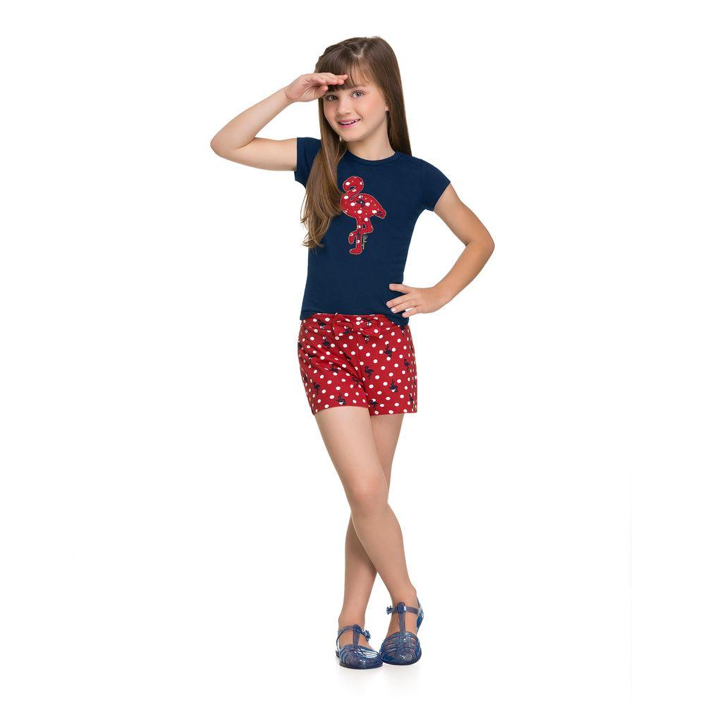 236e5df946 Conjunto Feminino Juvenil Alakazoo. Tabela de Medidas.  BBB-CJ-410-1214-34914-MarinhoVr- ...