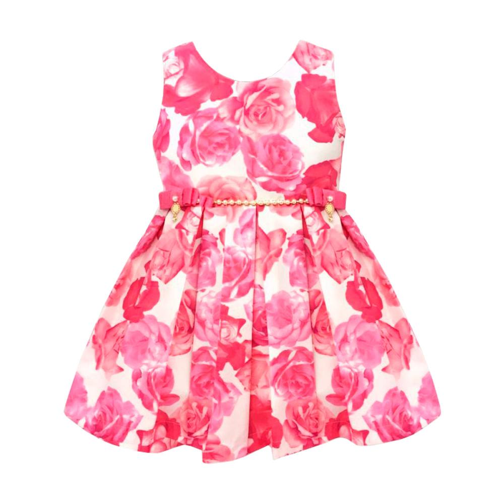 68ae366ed5 Vestido Feminino Infantil Pupi - bbbkids