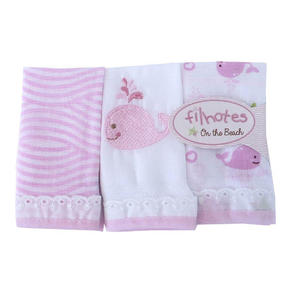 Babete-filhotes-rosa-1966