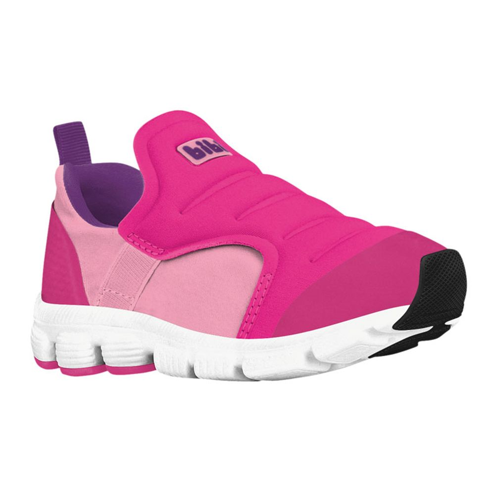 6f00a0d3fc Tênis Feminino Pink Icon Baby Bibi. Tabela de Medidas. 824290