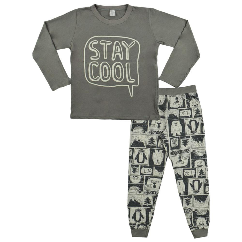 7df10c48907a12 Pijama em Teen - Roupas - Pijamas e camisolas - Pijamas de inverno ...