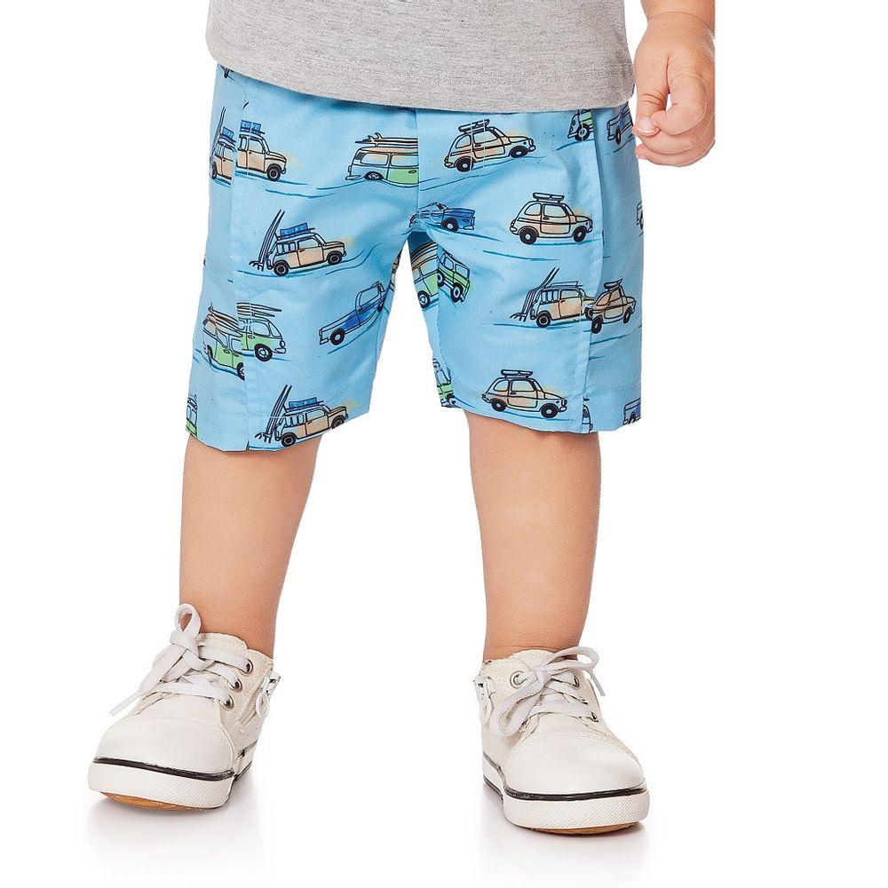 7400-7413-Camiseta-Mescla-Chumbo-Bermuda-Azul-Claro