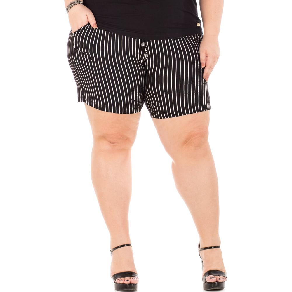 BBB-M3631-shorts-preto